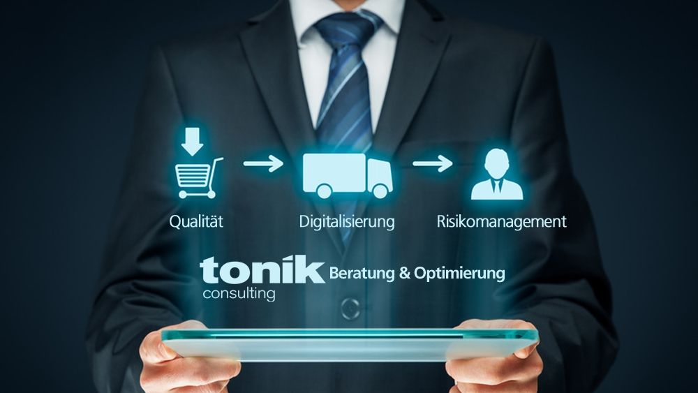tonik consulting Logistikberatung